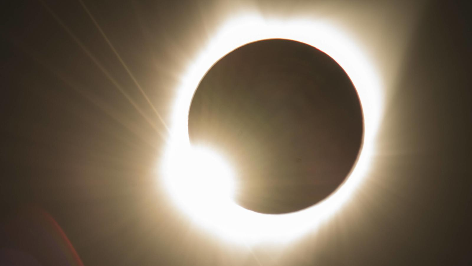 Sonnenfinternis in den USA