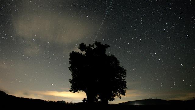 Einige Highlights hat  der Mai am Sternenhimmel zu bieten. Der Höhepunkt der Eta-Aquariiden steht bevor. Doch wie gut werden wir die Sternschnuppen am Nachthimmel sehen können? Unser Meteorologe Carlo Pfaff gibt Aufschluss.