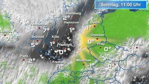 Wetterbericht Nürnberg