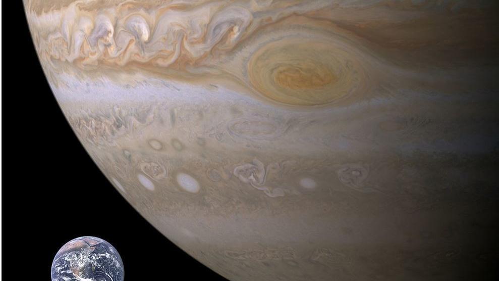 Jupiter Roter Fleck