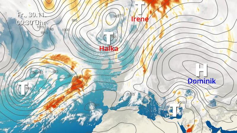 Schlechtes Wetter Für Europa Urlauber Viel Regen In Spanien