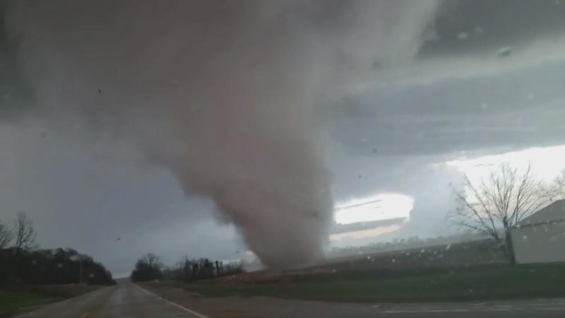 Tornados wüten in der USA