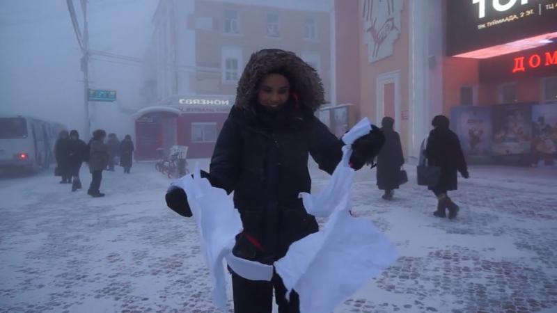 Kälteste Stadt