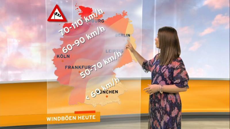 Wetterbericht Für Deutschland Für Den 07032019 Ungemütlich Mit