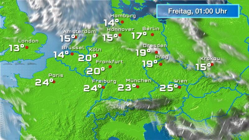Wetter Koblenz 15 Tage