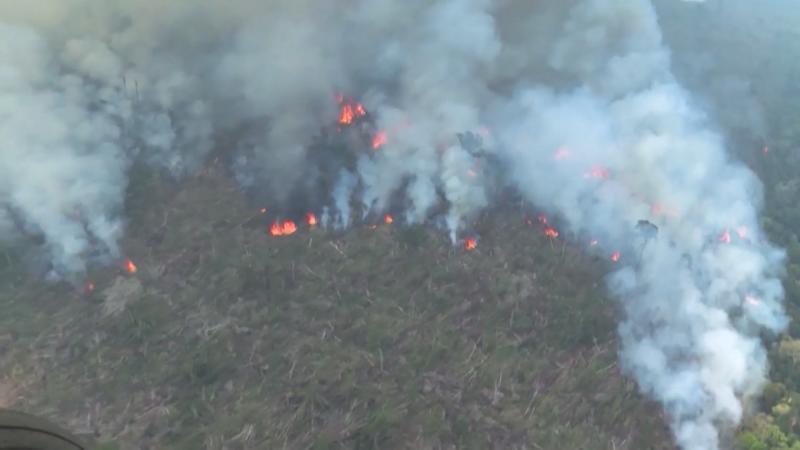 Waldbrände Alaska Karte.G7 Merkel Sichert Hilfe Zu