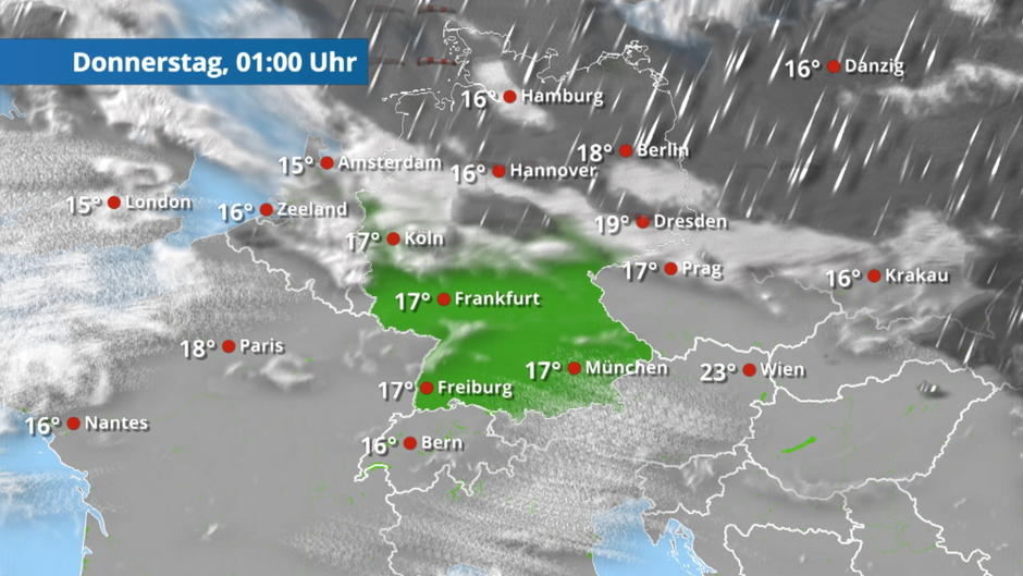 Wetter Castrop 16 Tage